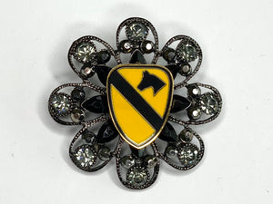 1st Cavalry Division Limited Edition Brooch BR188