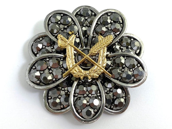 JAG Corps Limited Edition Brooch BR412