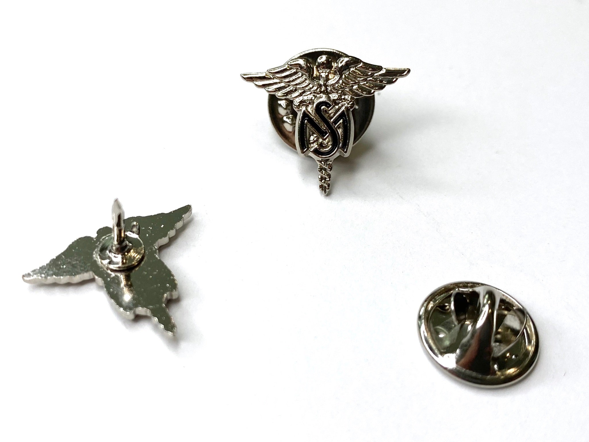 Medical Service Corps Lapel Pin