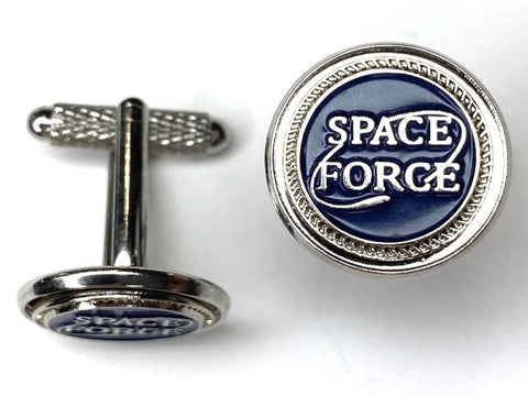 Space Force Cufflinks