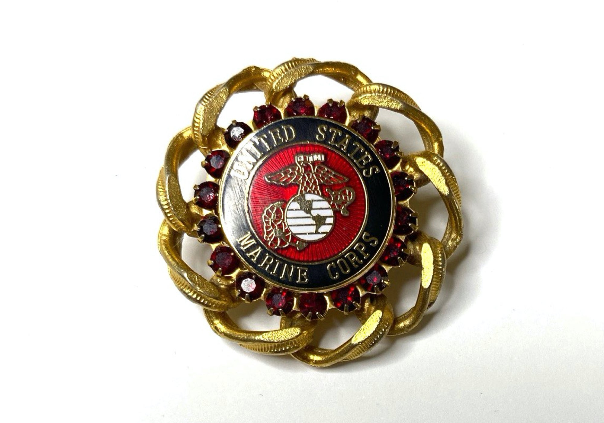 US Marine Corps Limited Edition Brooch BR388