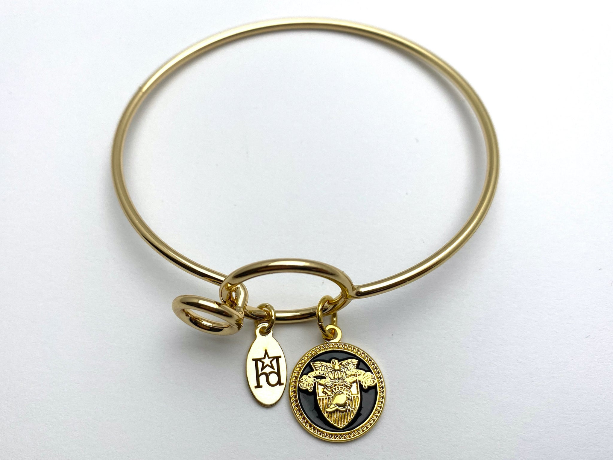 Army West Point Memory Wire Bracelet | USMA