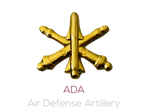 Air Defense Artillery (ADA) Men's Collection
