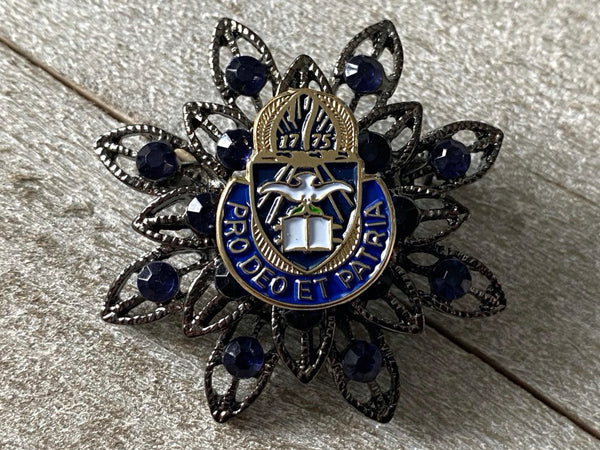 Chaplain Corps Brooch