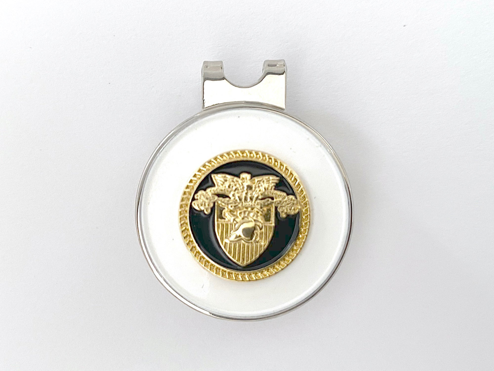 United States Military Academy (USMA) Golf Hat Clip and Ball Marker