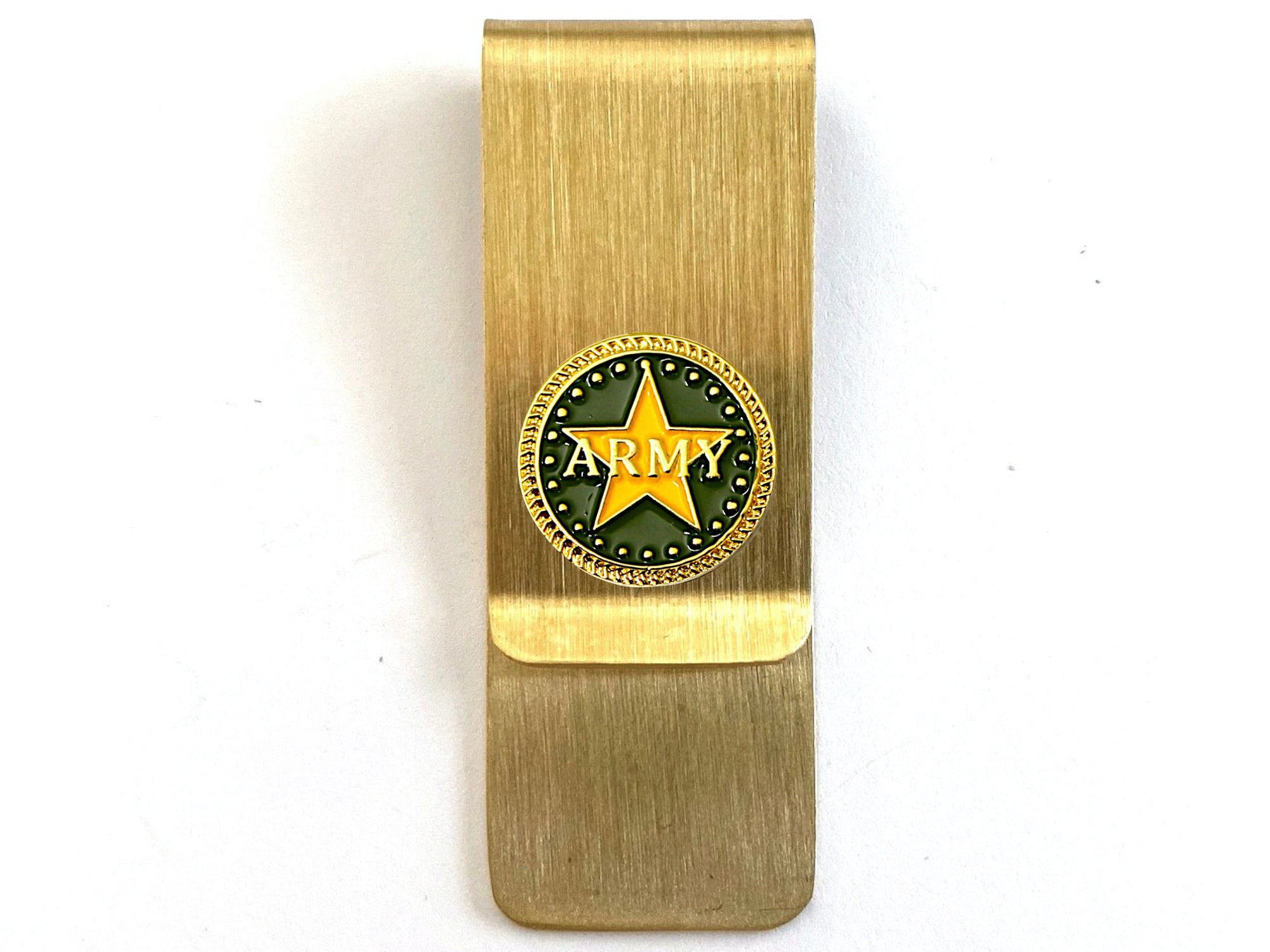 Army Money Clip