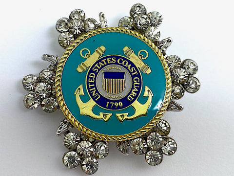 United States Coast Guard Brooch BR420