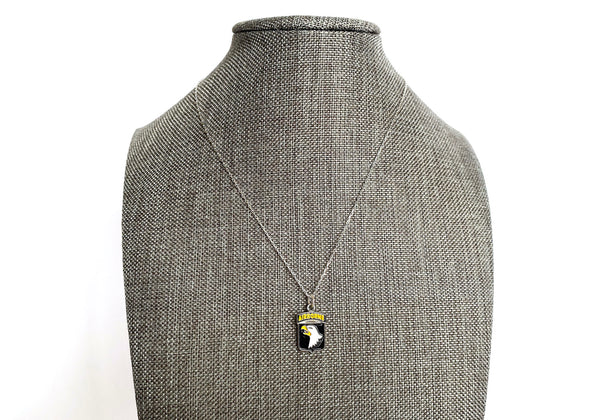 101st Airborne Division Charm Necklace
