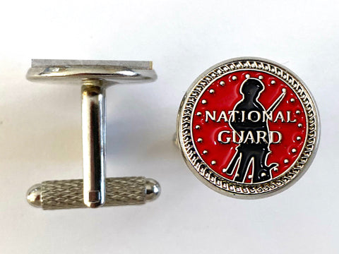 National Guard Cufflinks