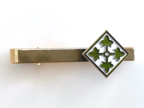 4th Infantry Division Tie Bar