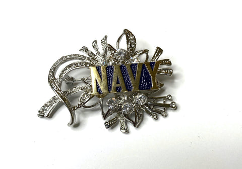 US Navy Limited Edition Brooch BR342