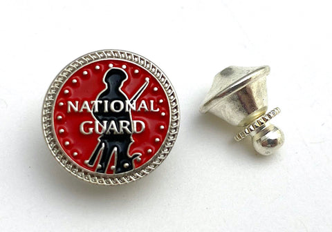 National Guard Lapel Pin