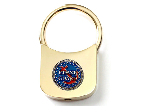 Coast Guard Keychain