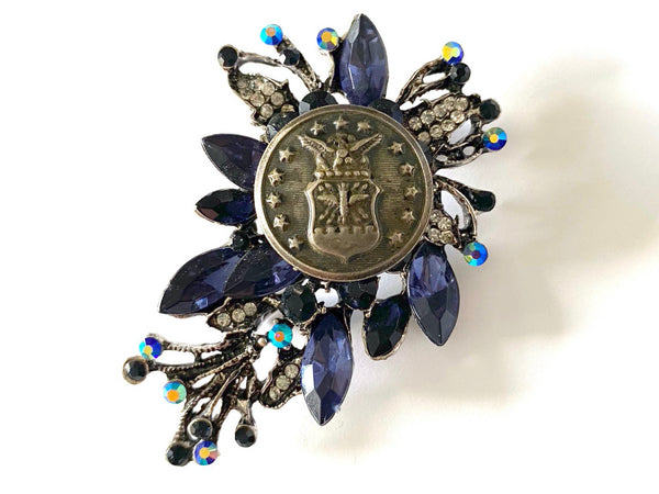 Air Force Vintage Brooch BR357