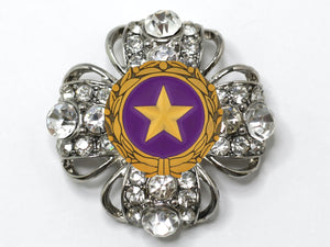 Gold Star Family Member Brooch