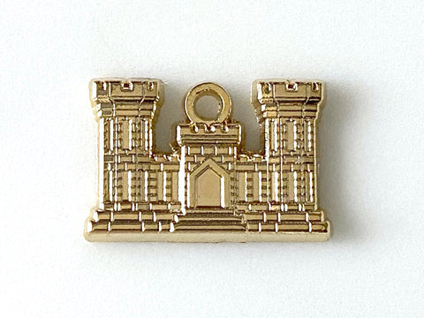 Engineer - Army Branch Charm