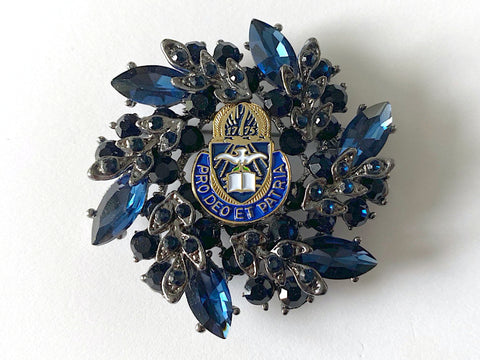 Chaplain Limited Edition Brooch BR807