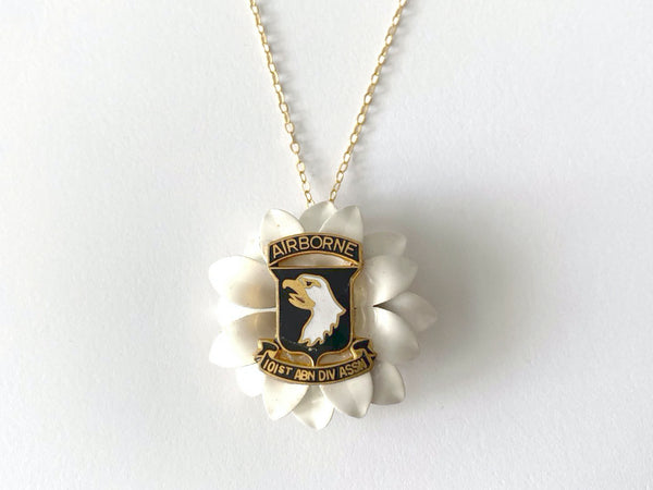 Limited Edition 101st Airborne Division Necklace VB800