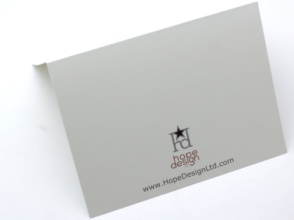 Hope Design Ltd. Exclusive Social Stationery