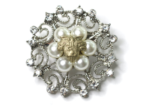 USMA Crest One of a Kind Brooch BR91