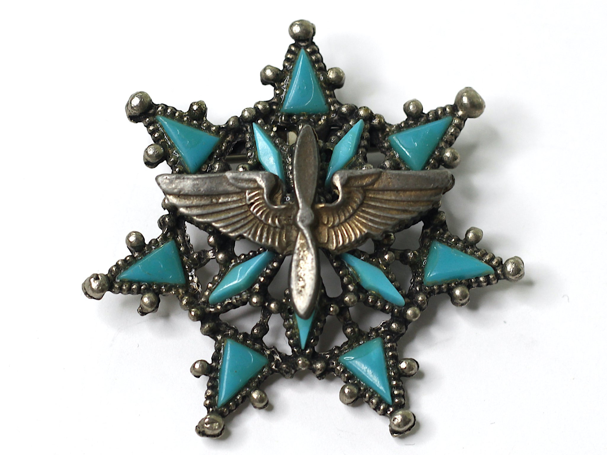 Aviation One of a Kind Brooch BR93
