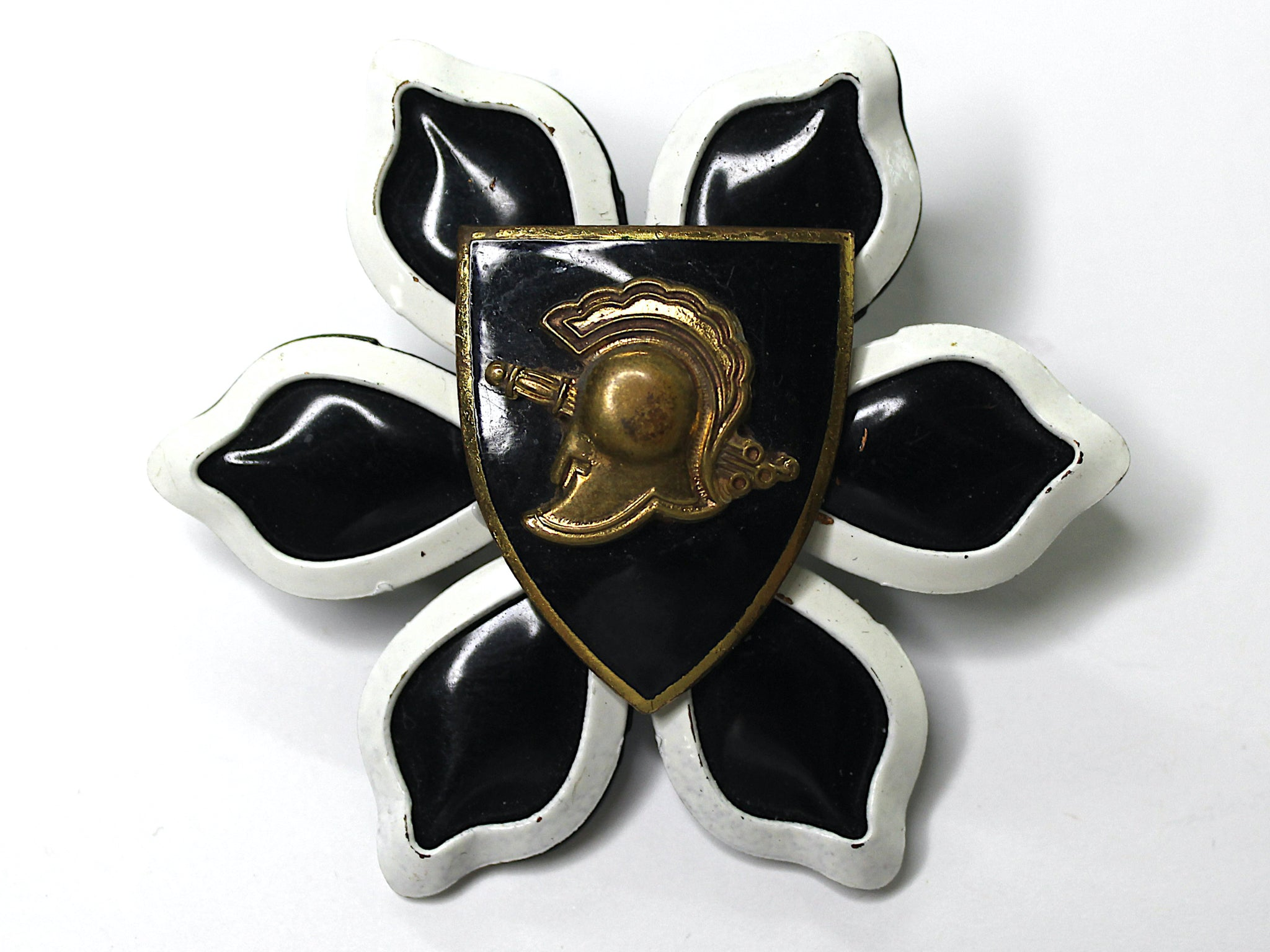 USMA First Class Brass One of a Kind Brooch BR116