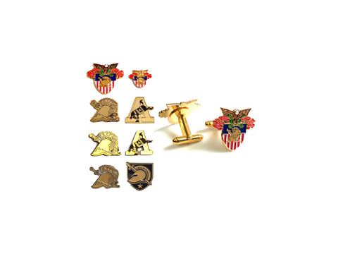 USMA Cufflinks | Customize Army West Point