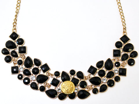 One of a kind USMA Button Necklace