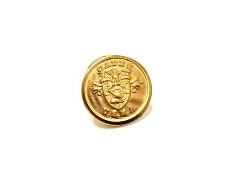USMA Cadet Button Lapel Pin
