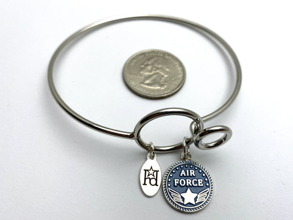HDL Air Force Charm