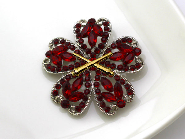 Field Artillery Brooch