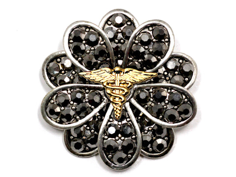 Medical Brooch