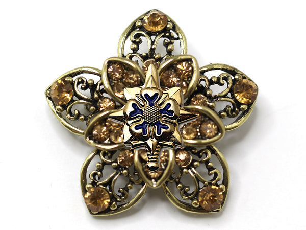 Military Intelligence Brooch