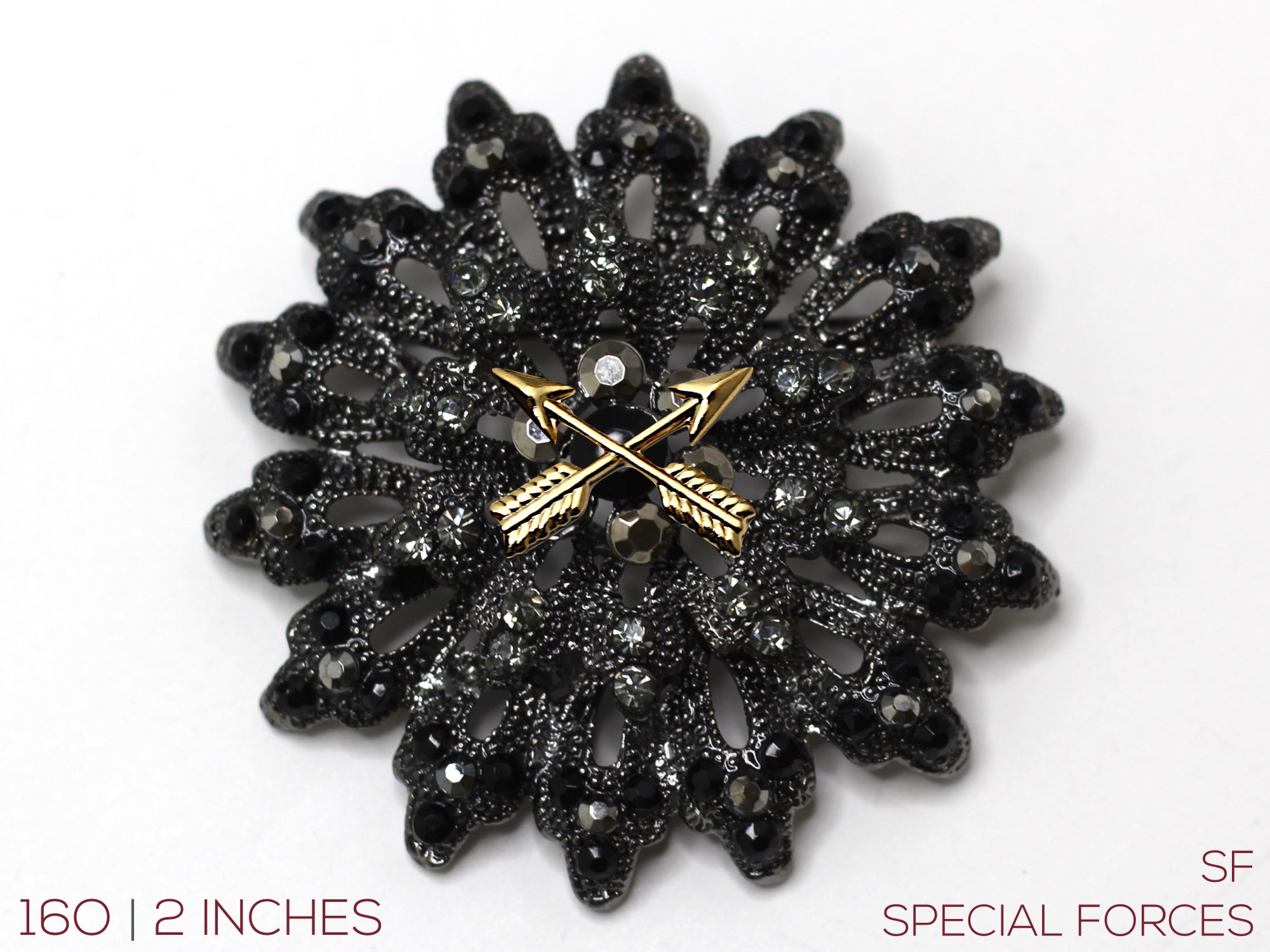Special Forces Brooch