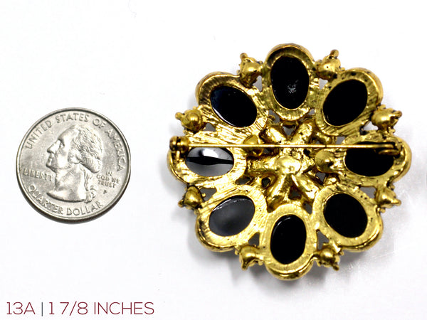 2nd Cavalry Regiment Brooch