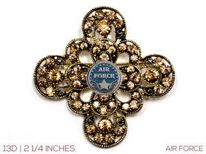 Air Force Brooch