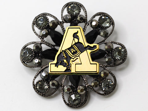 USMA Gold Army A Brooch
