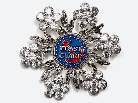 Coast Guard Brooch