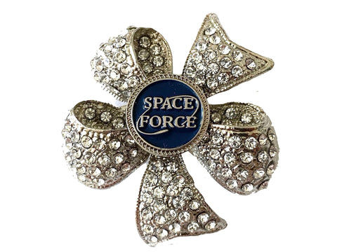 Space Force Brooch