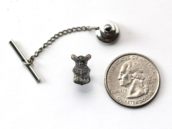 Vintage US Air Force Tie Tack VB161