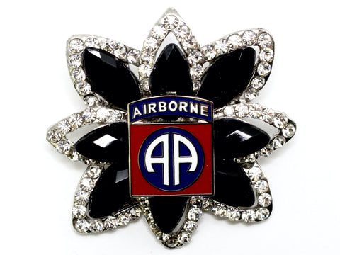 82nd Airborne Limited Edition Brooch BR67