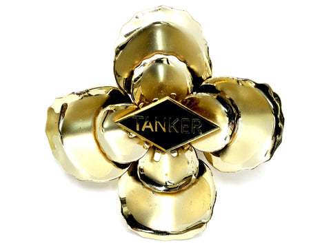 Tanker One of a Kind Brooch BR24