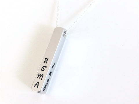 Limited Edition USMA Pendant Necklace