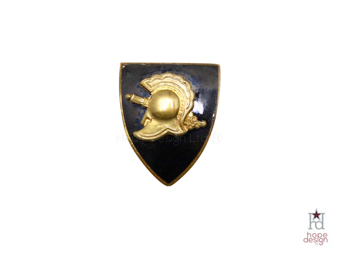 Vintage Army West Point Pin | USMA First Class Brass VB19