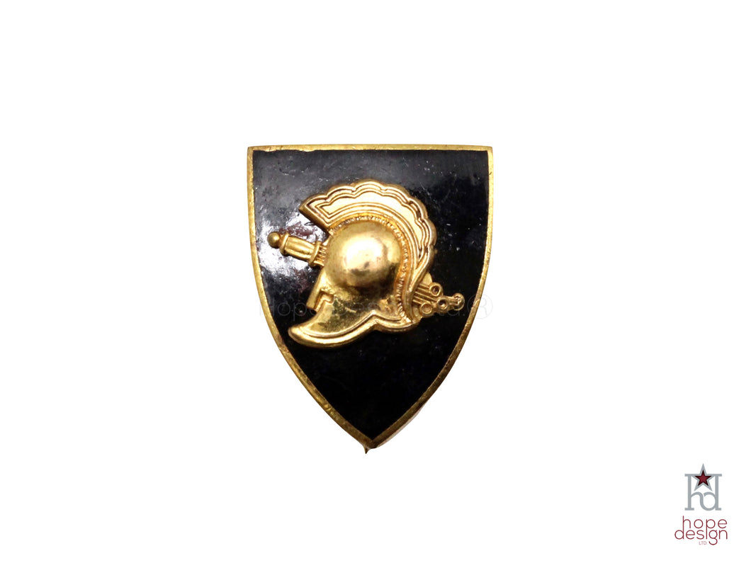 Vintage Army West Point Pin | USMA First Class Brass VB84