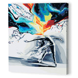Dancing Girl-40*50cm DIY Paint by Numbers Kits - idiypaint
