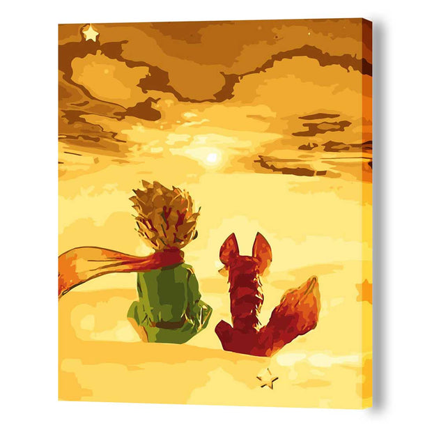 The Little Prince -40*50cm DIY Paint by Numbers Kits - idiypaint