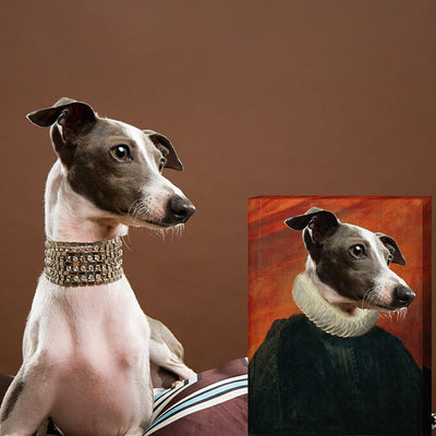 Peter Paul Rubens-Custom Canvas Prints Pet Portraits