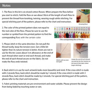 Hand in Hand -  DIY Cross Stitch Kits - idiypaint