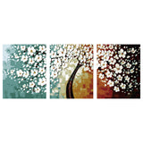 3Pcs set A Tree Flowers-40 x 50cm DIY Painting by Numbers For Adults Beginner - idiypaint